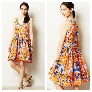 Anthropologie Dresses - [Anthropologie]👑HP Shimmered Garden Jeweled Dress